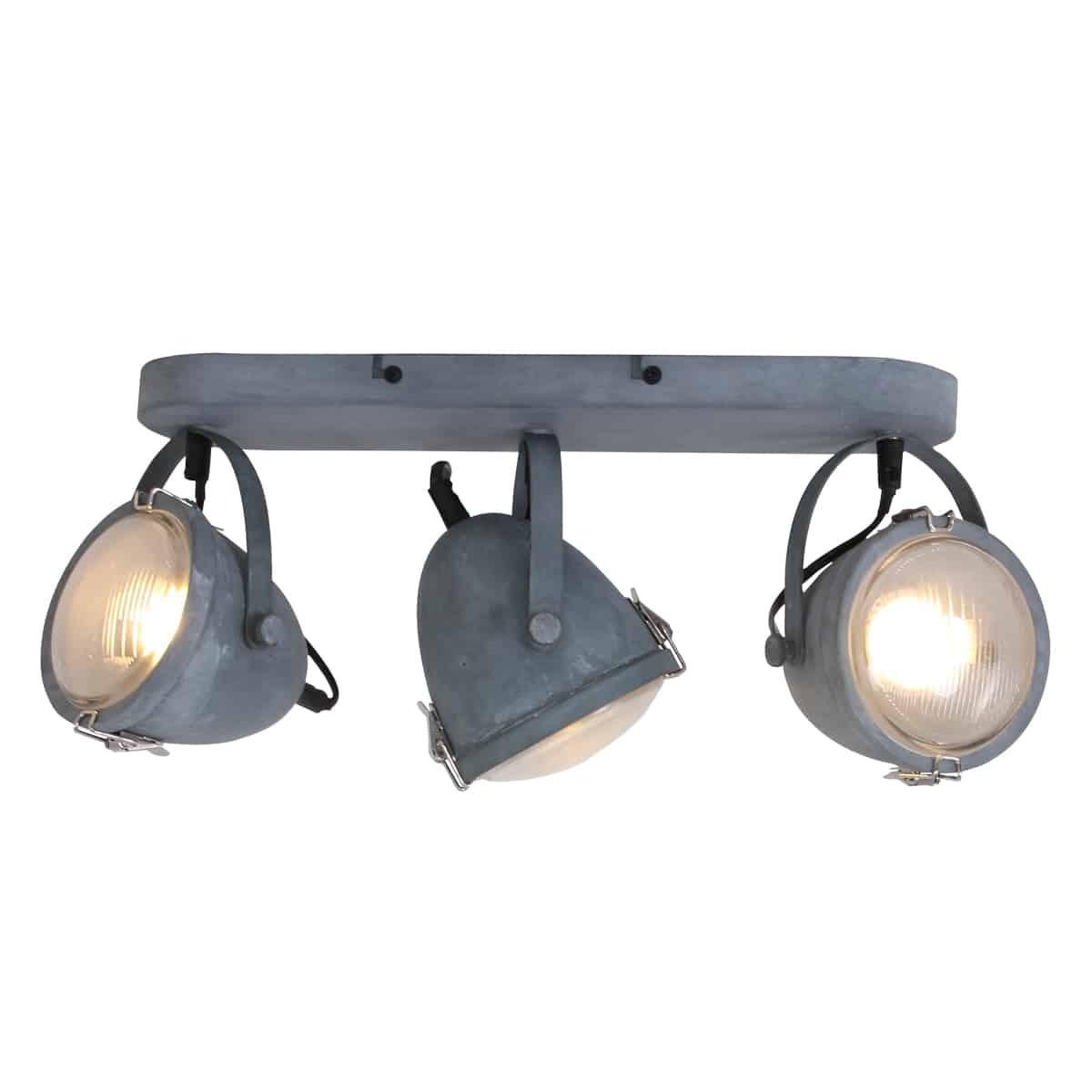 Relativ LED Spot/Strahler Steinhauer Mexlite Wandlampe Industrie-Vintage JG77